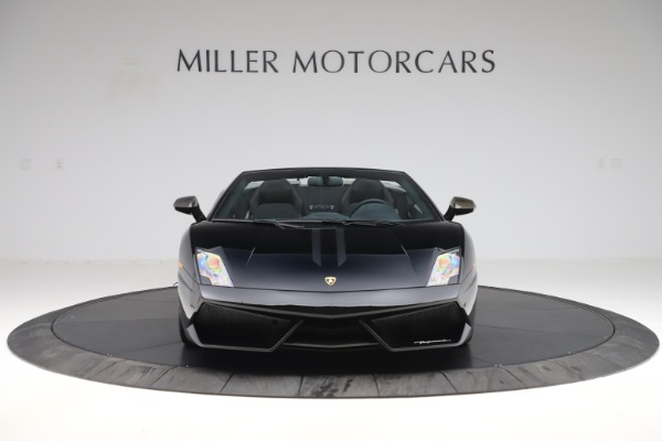 Used 2013 Lamborghini Gallardo LP 570-4 Spyder Performante for sale $229,900 at Bugatti of Greenwich in Greenwich CT 06830 12