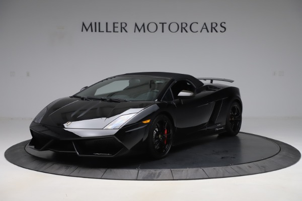 Used 2013 Lamborghini Gallardo LP 570-4 Spyder Performante for sale $229,900 at Bugatti of Greenwich in Greenwich CT 06830 13