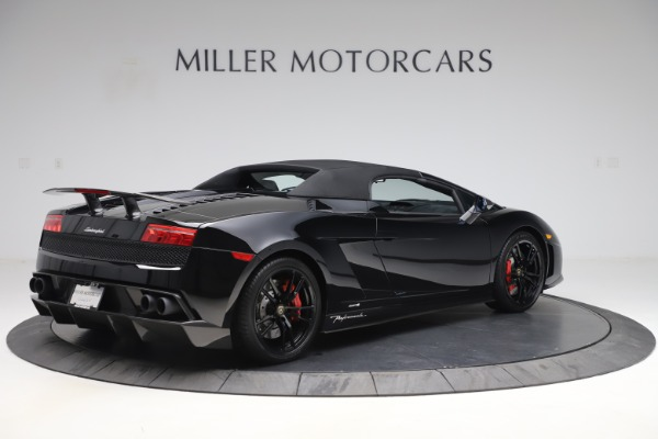 Used 2013 Lamborghini Gallardo LP 570-4 Spyder Performante for sale $229,900 at Bugatti of Greenwich in Greenwich CT 06830 15