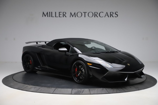 Used 2013 Lamborghini Gallardo LP 570-4 Spyder Performante for sale $229,900 at Bugatti of Greenwich in Greenwich CT 06830 16