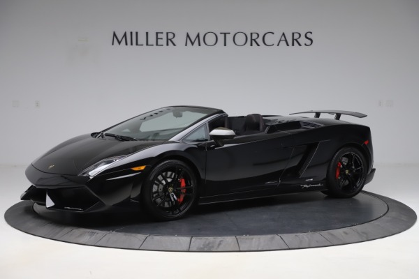 Used 2013 Lamborghini Gallardo LP 570-4 Spyder Performante for sale $229,900 at Bugatti of Greenwich in Greenwich CT 06830 2