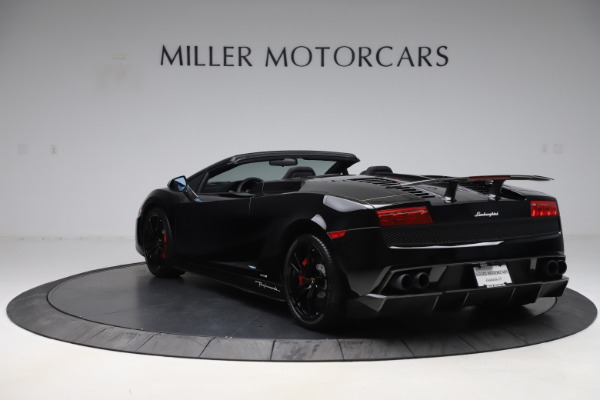 Used 2013 Lamborghini Gallardo LP 570-4 Spyder Performante for sale $229,900 at Bugatti of Greenwich in Greenwich CT 06830 5