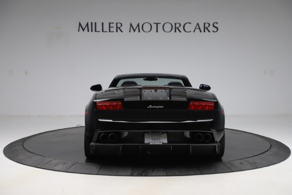 Used 2013 Lamborghini Gallardo LP 570-4 Spyder Performante for sale $229,900 at Bugatti of Greenwich in Greenwich CT 06830 6