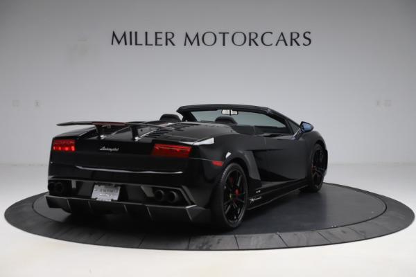 Used 2013 Lamborghini Gallardo LP 570-4 Spyder Performante for sale $229,900 at Bugatti of Greenwich in Greenwich CT 06830 7