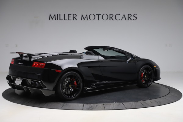 Used 2013 Lamborghini Gallardo LP 570-4 Spyder Performante for sale $229,900 at Bugatti of Greenwich in Greenwich CT 06830 8