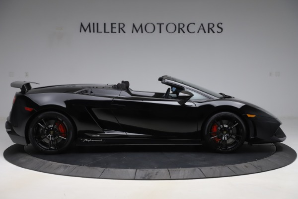 Used 2013 Lamborghini Gallardo LP 570-4 Spyder Performante for sale $229,900 at Bugatti of Greenwich in Greenwich CT 06830 9