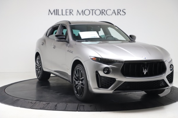 New 2020 Maserati Levante S Q4 GranSport for sale Sold at Bugatti of Greenwich in Greenwich CT 06830 11