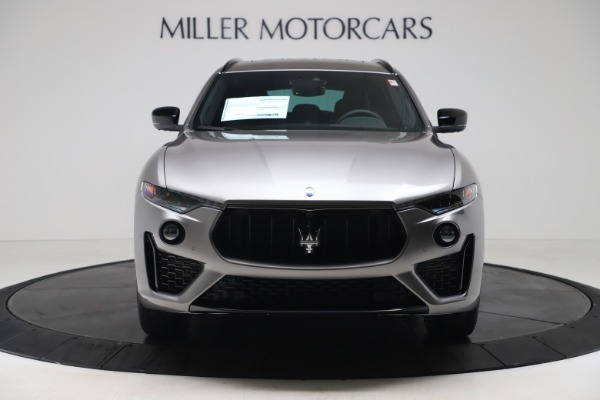 New 2020 Maserati Levante S Q4 GranSport for sale Sold at Bugatti of Greenwich in Greenwich CT 06830 12