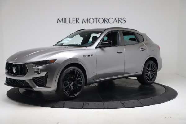 New 2020 Maserati Levante S Q4 GranSport for sale Sold at Bugatti of Greenwich in Greenwich CT 06830 2