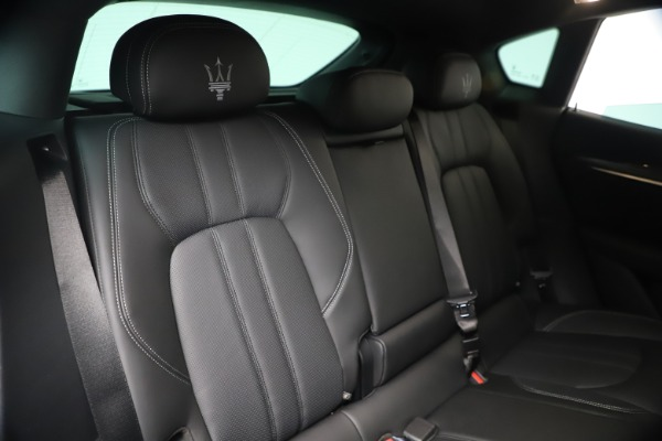 New 2020 Maserati Levante S Q4 GranSport for sale Sold at Bugatti of Greenwich in Greenwich CT 06830 26
