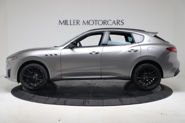 New 2020 Maserati Levante S Q4 GranSport for sale Sold at Bugatti of Greenwich in Greenwich CT 06830 3