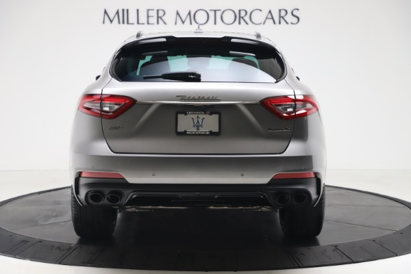 New 2020 Maserati Levante S Q4 GranSport for sale Sold at Bugatti of Greenwich in Greenwich CT 06830 6