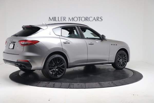 New 2020 Maserati Levante S Q4 GranSport for sale Sold at Bugatti of Greenwich in Greenwich CT 06830 8