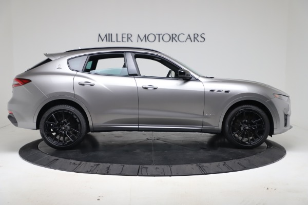 New 2020 Maserati Levante S Q4 GranSport for sale Sold at Bugatti of Greenwich in Greenwich CT 06830 9