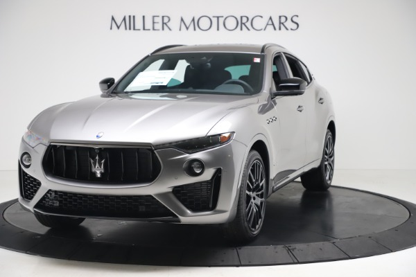 New 2020 Maserati Levante S Q4 GranSport for sale Sold at Bugatti of Greenwich in Greenwich CT 06830 1