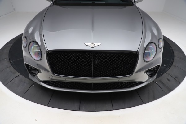New 2020 Bentley Continental GT W12 for sale Sold at Bugatti of Greenwich in Greenwich CT 06830 13