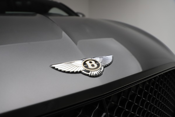 New 2020 Bentley Continental GT W12 for sale Sold at Bugatti of Greenwich in Greenwich CT 06830 14
