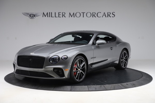 New 2020 Bentley Continental GT W12 for sale Sold at Bugatti of Greenwich in Greenwich CT 06830 2