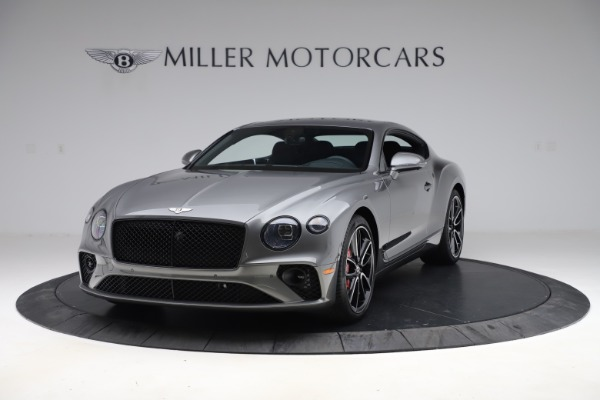 New 2020 Bentley Continental GT W12 for sale Sold at Bugatti of Greenwich in Greenwich CT 06830 1