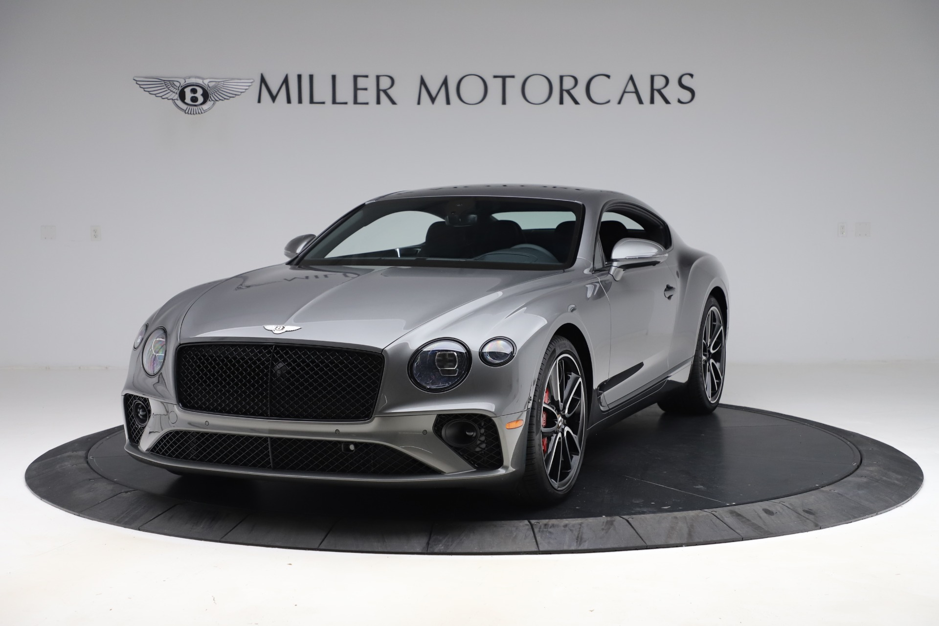 Used 2020 Bentley Continental GT W12 for sale $269,900 at Bugatti of Greenwich in Greenwich CT 06830 1