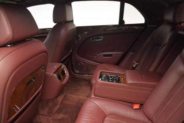 Used 2011 Bentley Mulsanne for sale Sold at Bugatti of Greenwich in Greenwich CT 06830 18