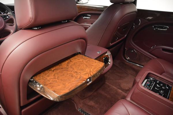 Used 2011 Bentley Mulsanne for sale Sold at Bugatti of Greenwich in Greenwich CT 06830 20