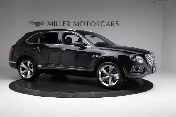 Used 2017 Bentley Bentayga W12 for sale $139,900 at Bugatti of Greenwich in Greenwich CT 06830 10
