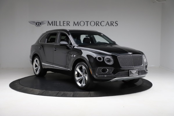 Used 2017 Bentley Bentayga W12 for sale $139,900 at Bugatti of Greenwich in Greenwich CT 06830 11