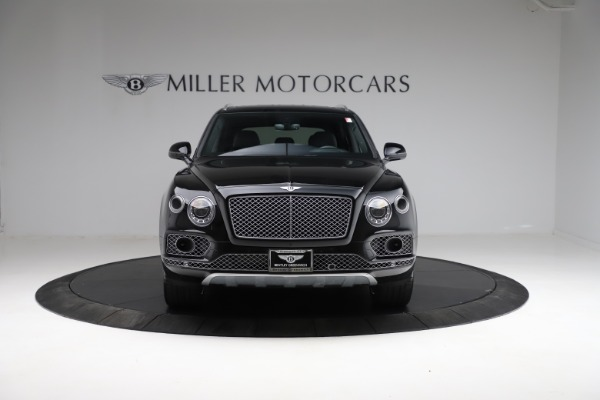 Used 2017 Bentley Bentayga W12 for sale $139,900 at Bugatti of Greenwich in Greenwich CT 06830 12