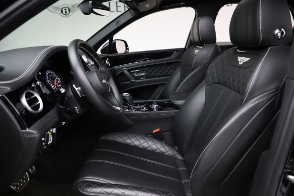 Used 2017 Bentley Bentayga W12 for sale $139,900 at Bugatti of Greenwich in Greenwich CT 06830 18