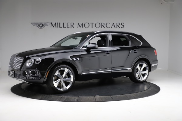 Used 2017 Bentley Bentayga W12 for sale $139,900 at Bugatti of Greenwich in Greenwich CT 06830 2