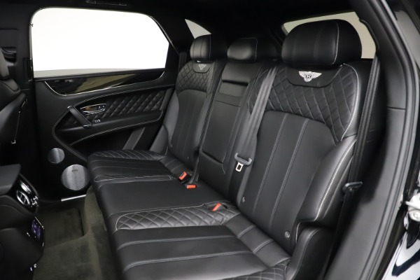 Used 2017 Bentley Bentayga W12 for sale $139,900 at Bugatti of Greenwich in Greenwich CT 06830 23