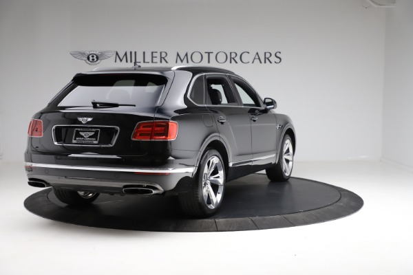 Used 2017 Bentley Bentayga W12 for sale $139,900 at Bugatti of Greenwich in Greenwich CT 06830 7