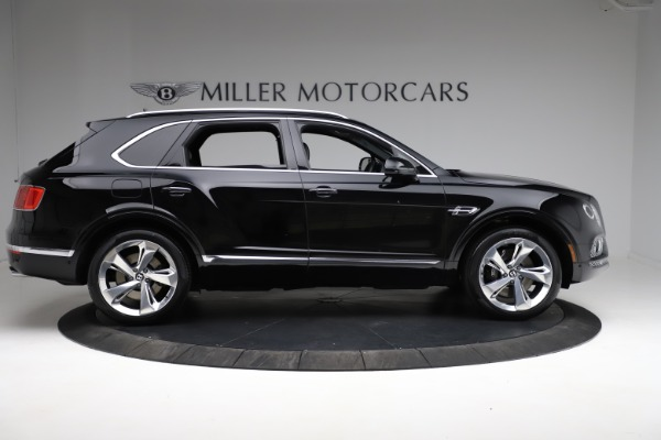 Used 2017 Bentley Bentayga W12 for sale $139,900 at Bugatti of Greenwich in Greenwich CT 06830 9