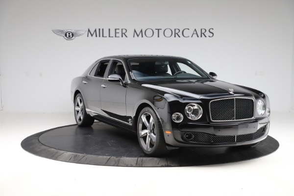 Used 2016 Bentley Mulsanne Speed for sale $159,900 at Bugatti of Greenwich in Greenwich CT 06830 10