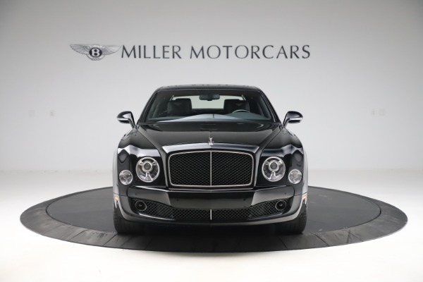 Used 2016 Bentley Mulsanne Speed for sale $159,900 at Bugatti of Greenwich in Greenwich CT 06830 11