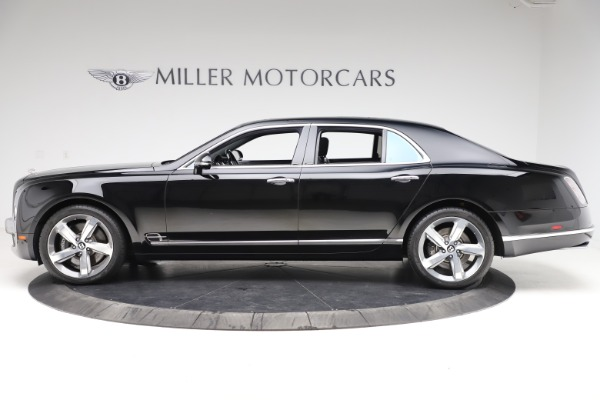 Used 2016 Bentley Mulsanne Speed for sale $159,900 at Bugatti of Greenwich in Greenwich CT 06830 2