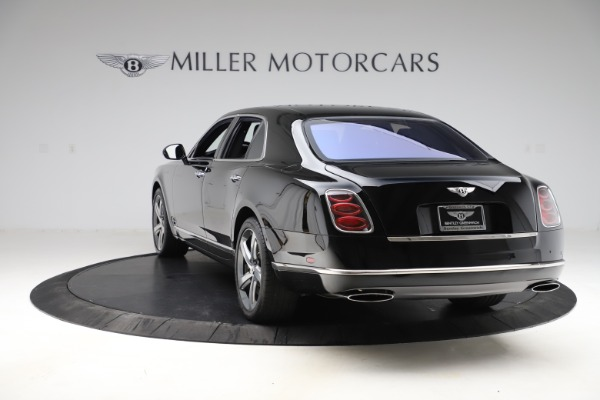 Used 2016 Bentley Mulsanne Speed for sale $159,900 at Bugatti of Greenwich in Greenwich CT 06830 4