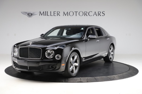 Used 2016 Bentley Mulsanne Speed for sale $159,900 at Bugatti of Greenwich in Greenwich CT 06830 1