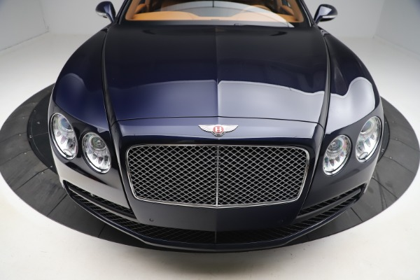 Used 2016 Bentley Flying Spur V8 for sale $114,900 at Bugatti of Greenwich in Greenwich CT 06830 13