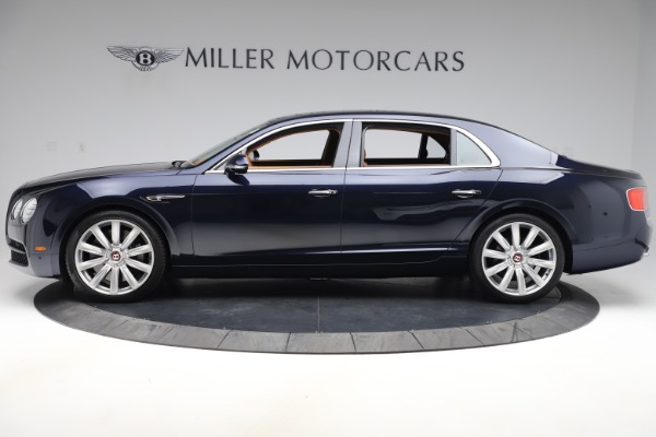 Used 2016 Bentley Flying Spur V8 for sale $114,900 at Bugatti of Greenwich in Greenwich CT 06830 3