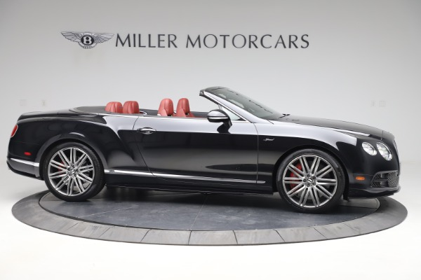 Used 2015 Bentley Continental GTC Speed for sale $129,900 at Bugatti of Greenwich in Greenwich CT 06830 10