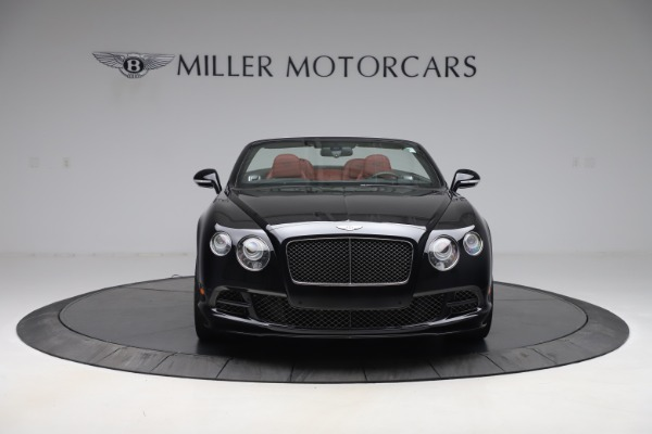 Used 2015 Bentley Continental GTC Speed for sale $129,900 at Bugatti of Greenwich in Greenwich CT 06830 12