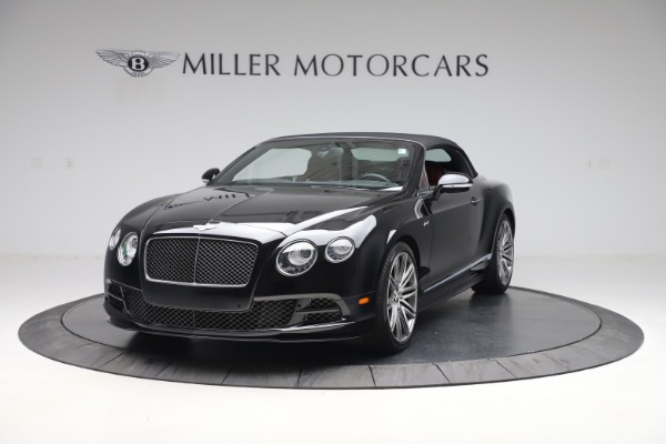 Used 2015 Bentley Continental GTC Speed for sale $129,900 at Bugatti of Greenwich in Greenwich CT 06830 13
