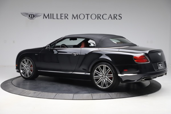 Used 2015 Bentley Continental GTC Speed for sale $129,900 at Bugatti of Greenwich in Greenwich CT 06830 15