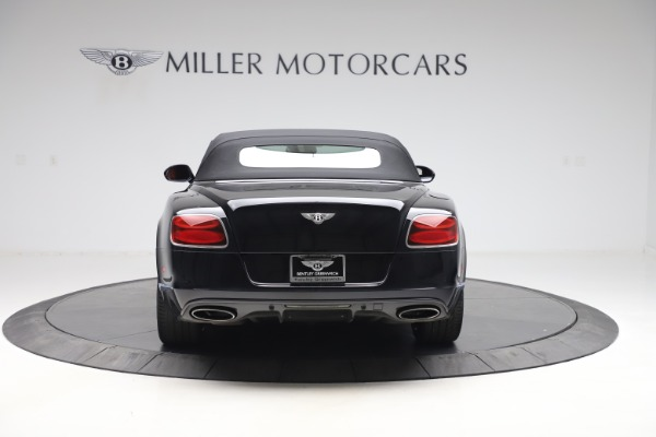 Used 2015 Bentley Continental GTC Speed for sale $129,900 at Bugatti of Greenwich in Greenwich CT 06830 16
