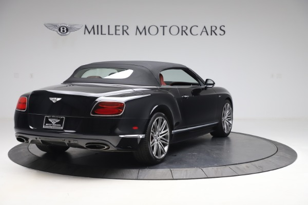 Used 2015 Bentley Continental GTC Speed for sale $129,900 at Bugatti of Greenwich in Greenwich CT 06830 17