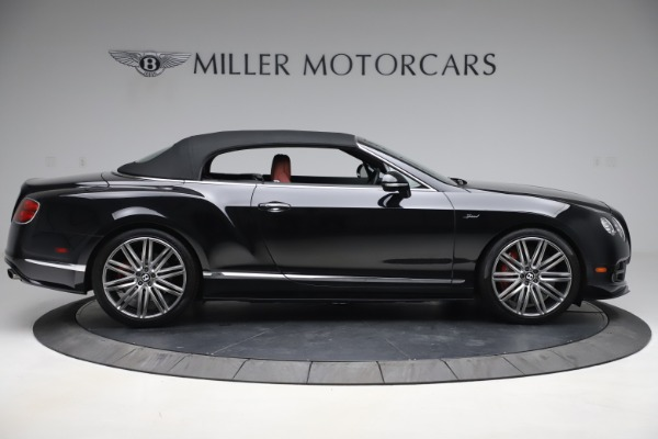 Used 2015 Bentley Continental GTC Speed for sale $129,900 at Bugatti of Greenwich in Greenwich CT 06830 18