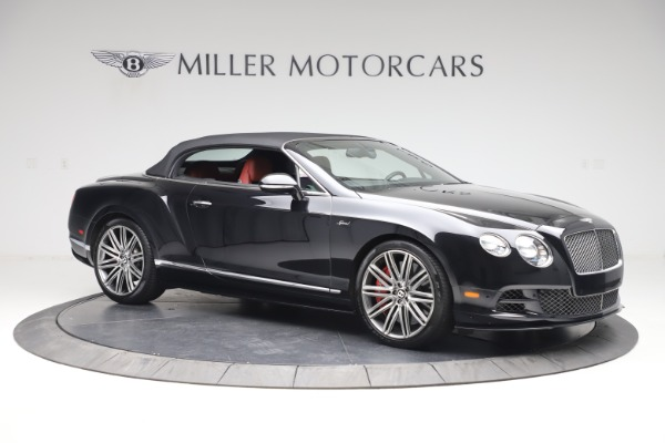 Used 2015 Bentley Continental GTC Speed for sale $129,900 at Bugatti of Greenwich in Greenwich CT 06830 19