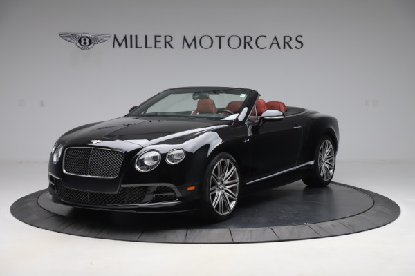 Used 2015 Bentley Continental GTC Speed for sale $129,900 at Bugatti of Greenwich in Greenwich CT 06830 2